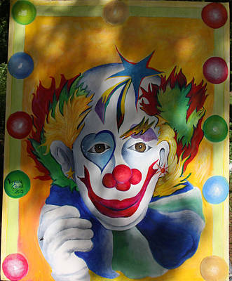 Everybody Loves A Clown Poster