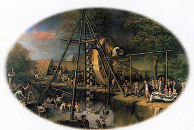 Exhumation Of The Mastodon Poster