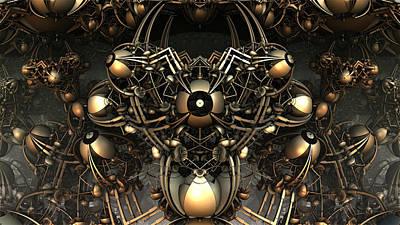 Eye Bot Poster