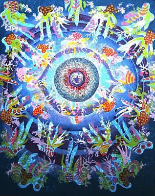 Eye Of Atlantis Poster