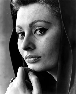 Fall Of The Roman Empire, Sophia Loren Poster