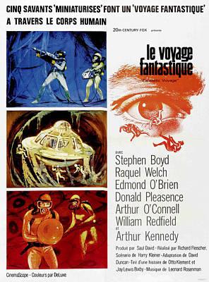 Fantastic Voyage Aka Le Voyage Poster