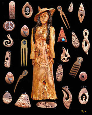 Fashion Jewellery Tour Poster