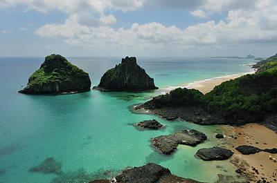 Fernando De Noronha Archipelago Tropical Island Poster