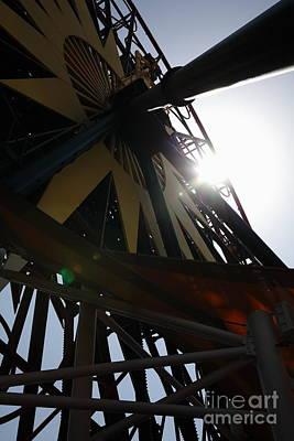 Ferris Wheel - 5d17616 Poster
