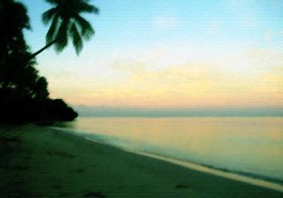 Fiji Calling Poster