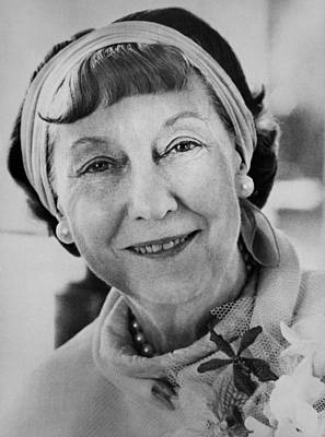 First Lady Mamie Eisenhower. Ca. 1960 Poster by Everett