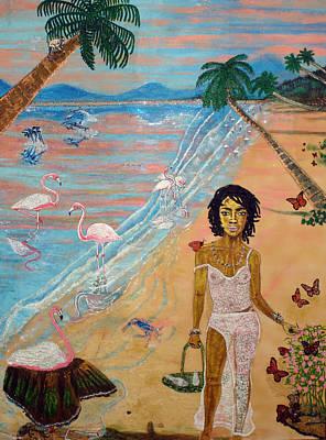 Flamingo Hills Poster