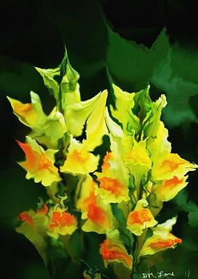 Flower Job 120111 Poster