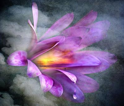 Flower Spirit Poster by Svetlana Sewell