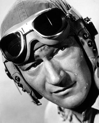 Flying Leathernecks, John Wayne, 1951 Poster