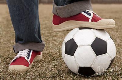Football Aka Soccer  Poster