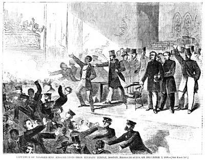 Frederick Douglass, 1860 Poster