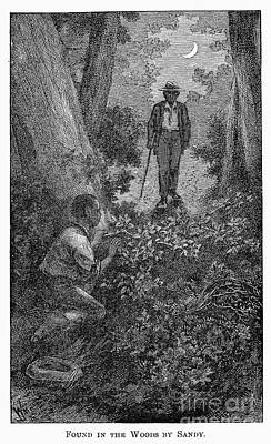 Frederick Douglass (c1817-1895) Poster