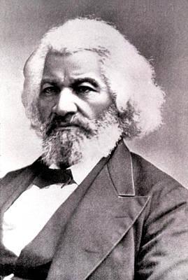 Frederick Douglass Poster by Everett