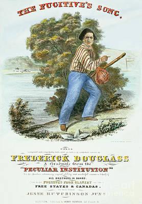 Frederick Douglass Poster