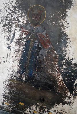 Fresco Poster by Igor Sinitsyn