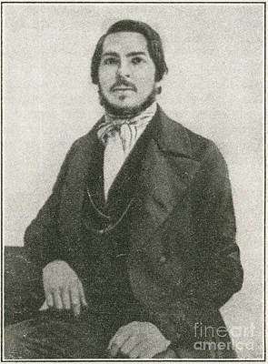Friedrich Engels, German Philosopher Poster