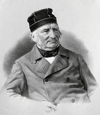 Friedrich Struve, German Astronomer Poster
