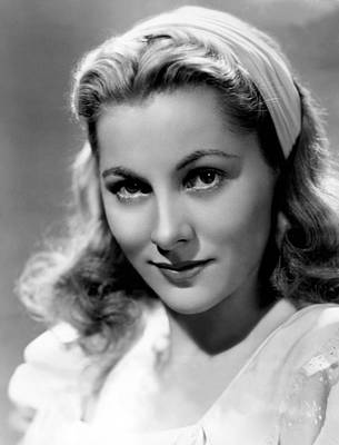 From This Day Forward, Joan Fontaine Poster