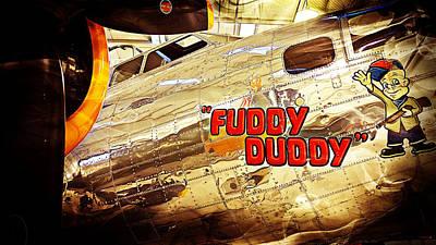 Fuddy Duddy Poster
