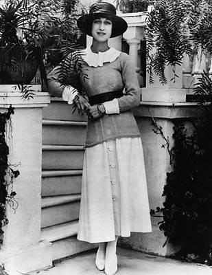 Future Duchess Of Windsor Wallis Poster