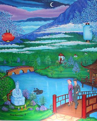 Garden Of Enlightenment Poster