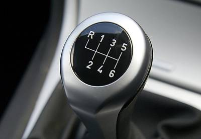 Gearstick Poster