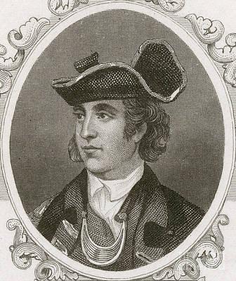 General John Sullivan Poster by Photo Researchers