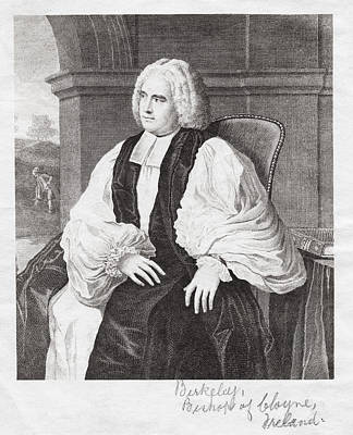 George Berkeley, Irish Philosopher Poster by Humanities & Social Sciences Librarynew York Public Library