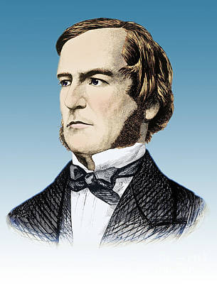 George Boole, English Mathematician Poster