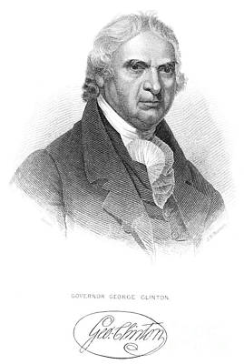 George Clinton (1739-1812) Poster by Granger