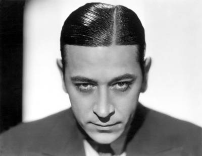 George Raft, Paramount Pictures, 1933 Poster by Everett