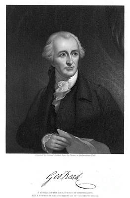 George Read (1733-1798) Poster