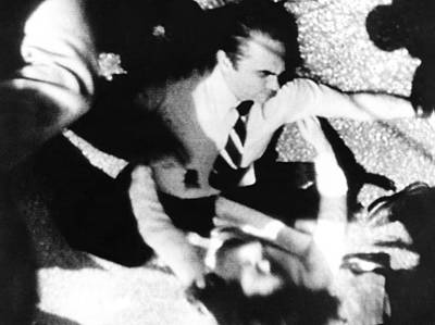 George Wallace Was Shot Four Times Poster by Everett