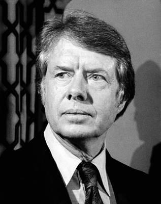 Georgia Governor Jimmy Carter Poster
