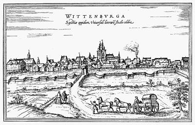Germany: Wittenberg, 1550 Poster by Granger