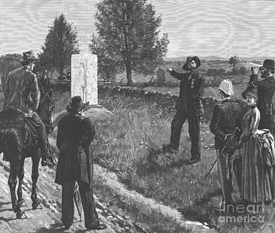 Gettysburg Reunion, 1887 Poster by Granger