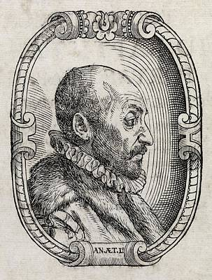 Giambattista Della Porta, Italian Scholar Poster