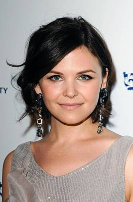 Ginnifer Goodwin Wearing Daniel Poster