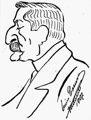 Giovanni Verga (1840-1922) Poster