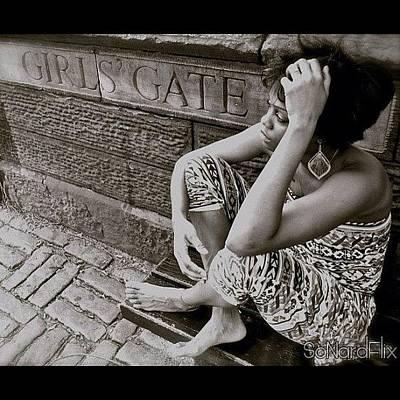#girlsgate #centralpark #nyc Poster