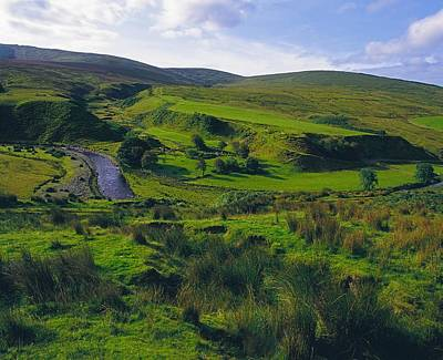 Glenelly Valley, Sperrin Mountains, Co Poster