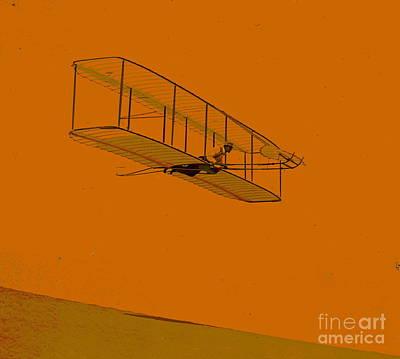 Gliding Big Kill Devil Hill Poster