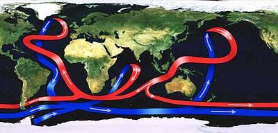 Global Ocean Circulation Poster