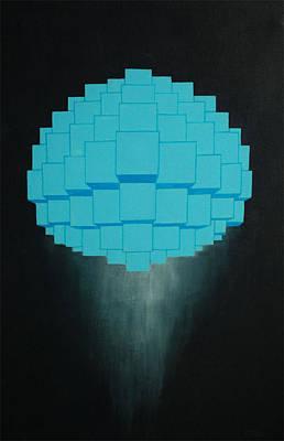 Globule Poster by Michael Mizenko