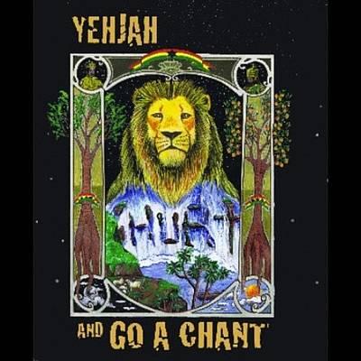 Go A Chant Cover Desing #arte#art Poster