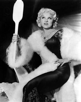 Go West, Young Man, Mae West, 1936 Poster