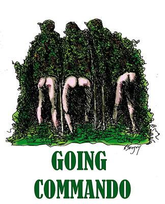 Going Commando Poster