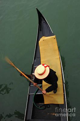 Gondola Venice Italy Poster